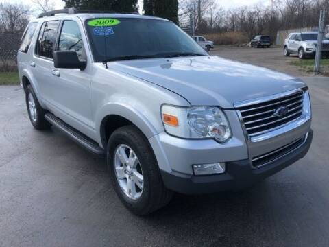 2009 Ford Explorer for sale at Newcombs Auto Sales in Auburn Hills MI