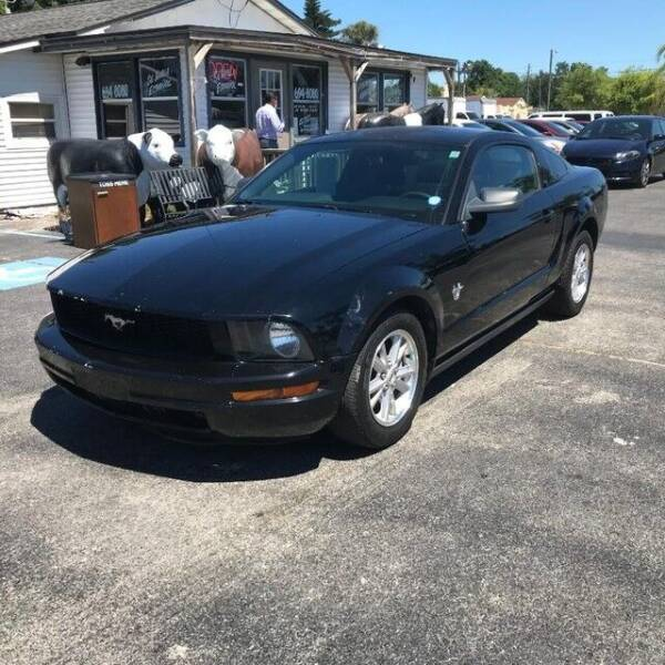 2009 Ford Mustang for sale at Denny's Auto Sales in Fort Myers FL
