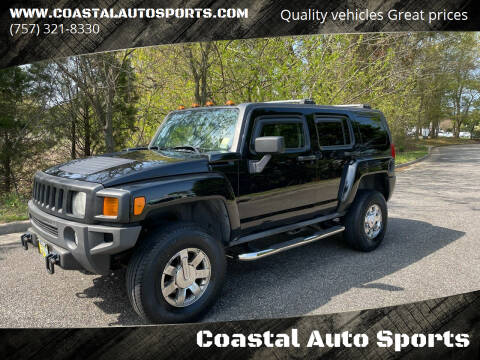 2007 HUMMER H3 for sale at Coastal Auto Sports in Chesapeake VA