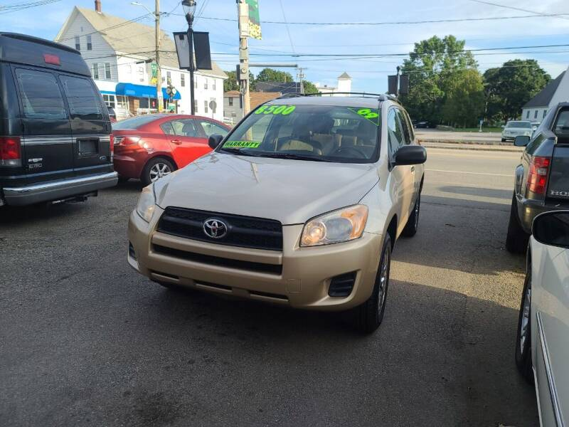 2009 Toyota RAV4 for sale at TC Auto Repair and Sales Inc in Abington MA