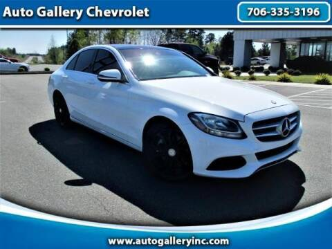 2017 Mercedes-Benz C-Class for sale at Auto Gallery Chevrolet in Commerce GA
