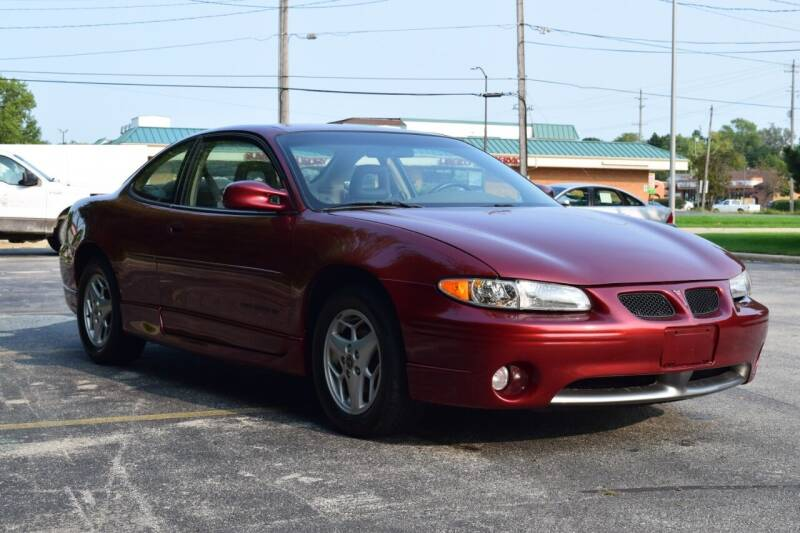 2001 Pontiac Grand Prix for sale at NEW 2 YOU AUTO SALES LLC in Waukesha WI