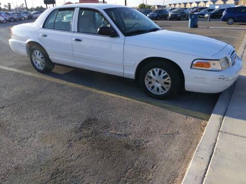 2004 Ford Crown Victoria for sale at Car Spot in Las Vegas NV