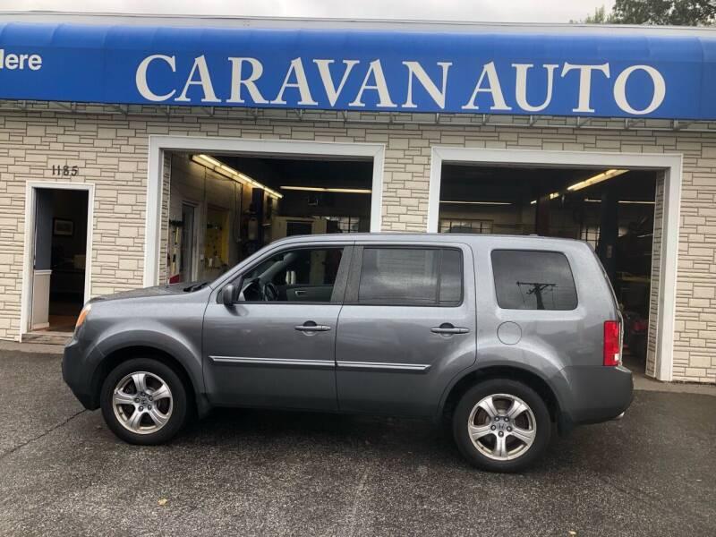 2012 Honda Pilot for sale at Caravan Auto in Cranston RI