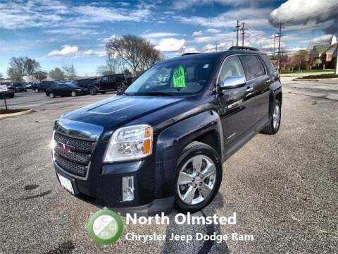 2015 GMC Terrain for sale at North Olmsted Chrysler Jeep Dodge Ram in North Olmsted OH