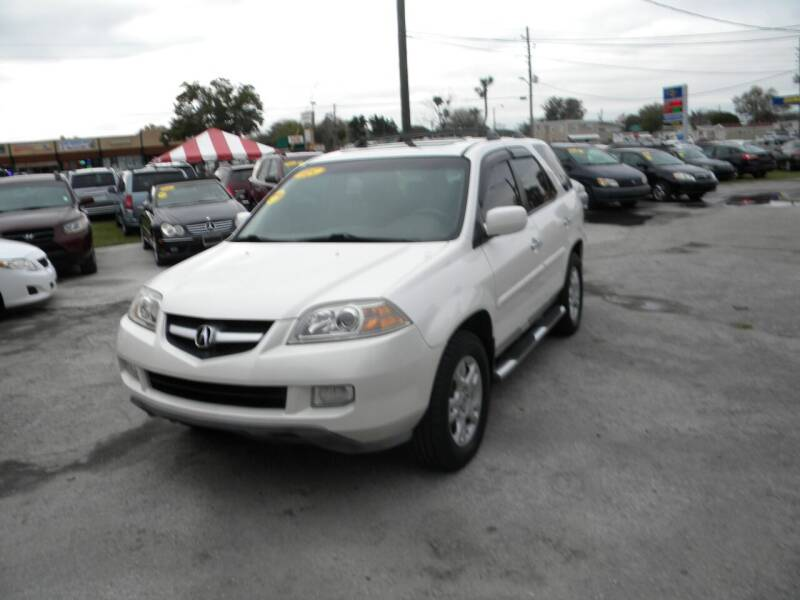 2005 Acura MDX for sale at Perez & Associates Auto Inc in Kissimmee FL