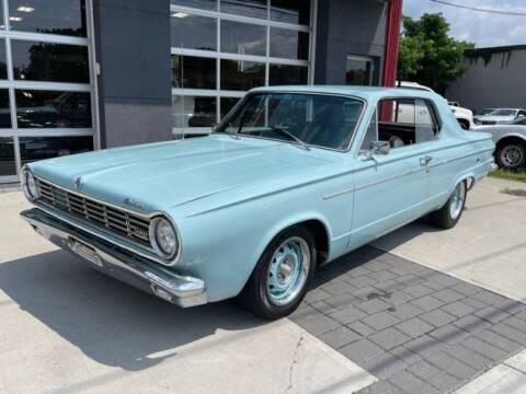 1965 Dodge Dart for sale at Classic Car Deals in Cadillac MI