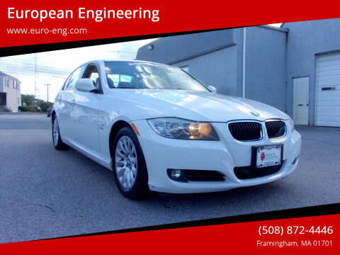 2009 BMW 3 Series for sale at European Engineering in Framingham MA