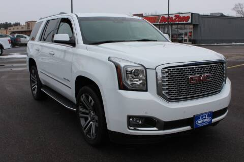 2017 GMC Yukon for sale at L & L MOTORS LLC - REGULAR INVENTORY in Wisconsin Rapids WI