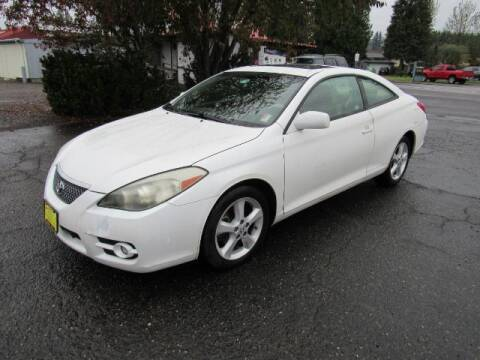 2007 Toyota Camry Solara for sale at Triple C Auto Brokers in Washougal WA
