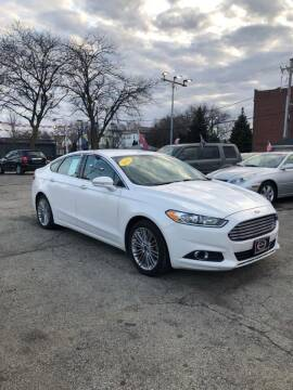 2013 Ford Fusion for sale at AutoBank in Chicago IL
