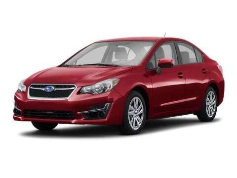 2015 Subaru Impreza for sale at Shults Resale Center Olean in Olean NY