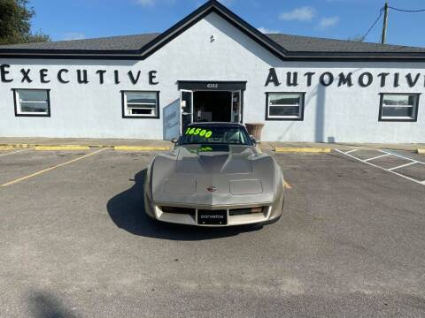 1982 Chevrolet Corvette for sale at Executive Automotive Service of Ocala in Ocala FL