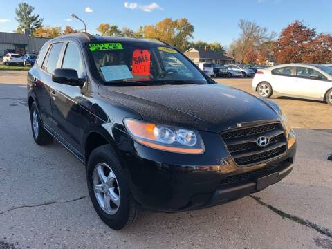 2008 Hyundai Santa Fe for sale at River Motors in Portage WI