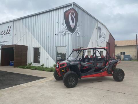 2018 Canam RZR1000 for sale at Barrett Bikes LLC in San Juan TX
