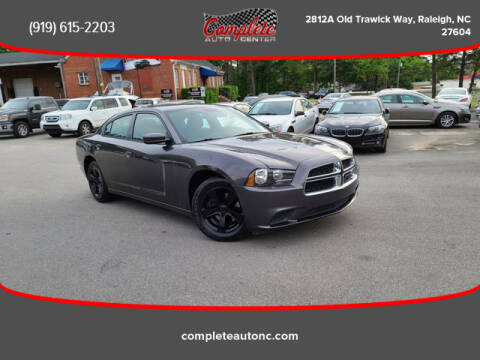 2014 Dodge Charger for sale at Complete Auto Center , Inc in Raleigh NC