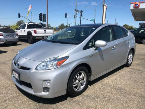 2010 Toyota Prius for sale at Deruelle's Auto Sales in Shingle Springs CA