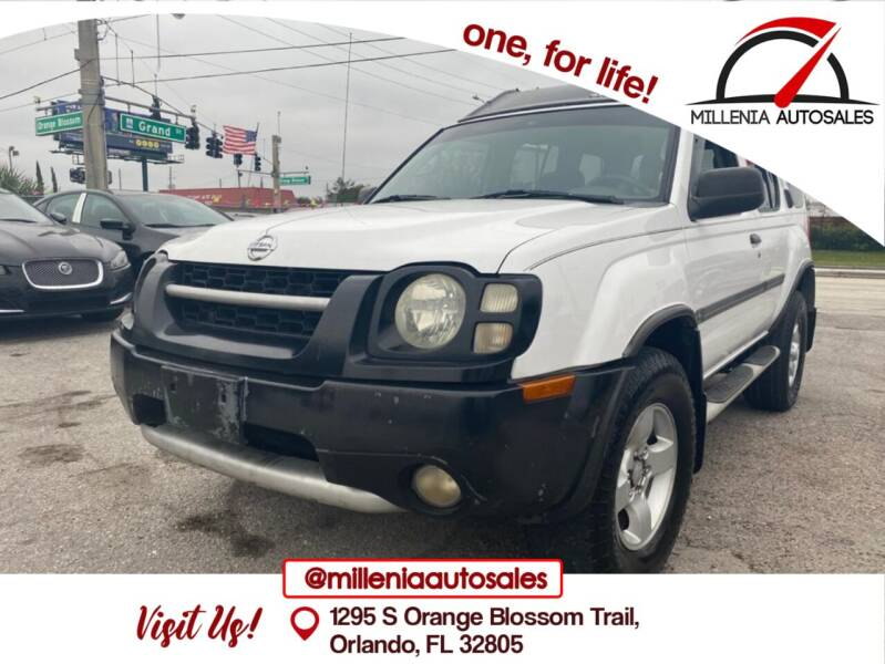 2004 Nissan Xterra for sale at Millenia Auto Sales in Orlando FL