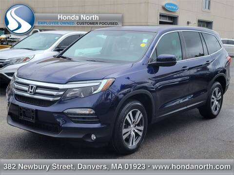 2018 Honda Pilot for sale at 1 North Preowned in Danvers MA