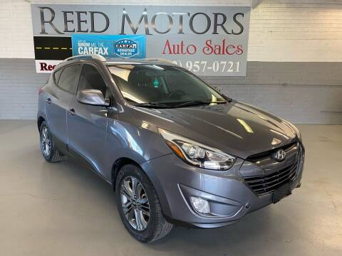 2015 Hyundai Tucson for sale at REED MOTORS LLC in Phoenix AZ