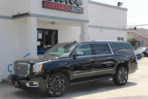 2018 GMC Yukon XL for sale at Fastrack Auto Inc in Rosemead CA