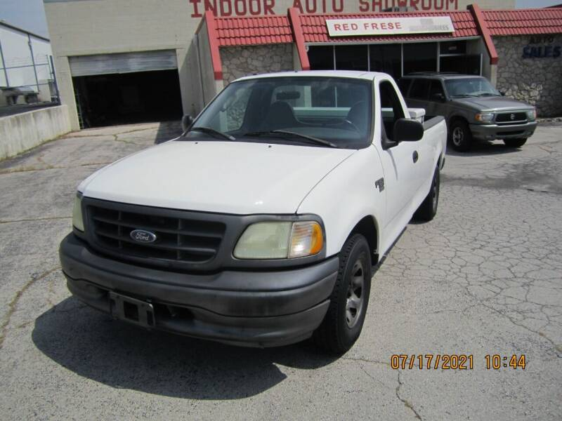 2003 Ford F-150 for sale at Competition Auto Sales in Tulsa OK