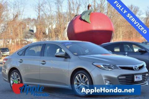2014 Toyota Avalon for sale at APPLE HONDA in Riverhead NY