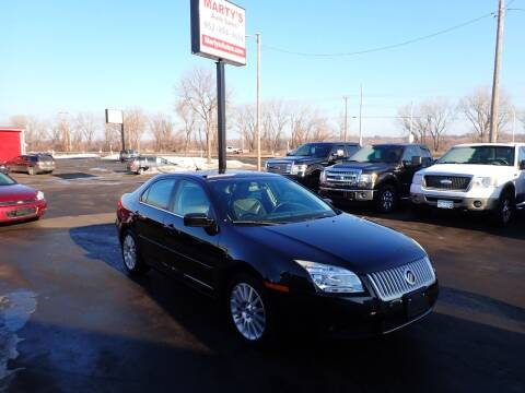 2009 Mercury Milan for sale at Marty's Auto Sales in Savage MN
