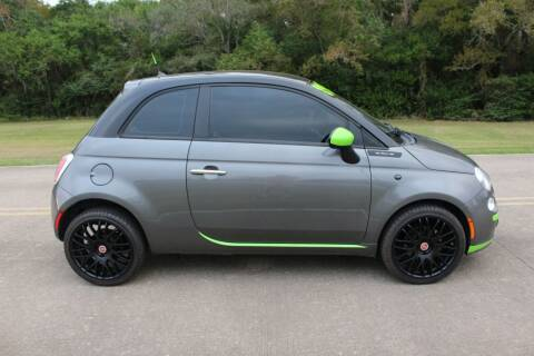 2013 FIAT 500 for sale at Clear Lake Auto World in League City TX