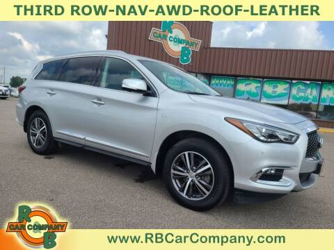 2019 Infiniti QX60 for sale at R & B Car Co in Warsaw IN