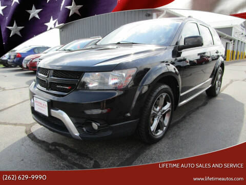 2014 Dodge Journey for sale at Lifetime Auto Sales and Service in West Bend WI