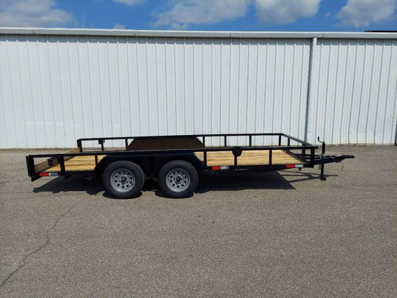 2021 Salvation  6 X 16 Flatbed for sale at Longhorn Motors in Belton TX