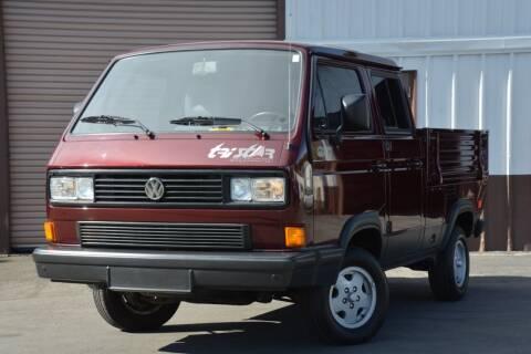 1991 Volkswagen Transporter II for sale at Milpas Motors in Santa Barbara CA