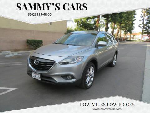 """2013 Mazda CX-9 for sale at SAMMY""""S CARS in Bellflower CA"""