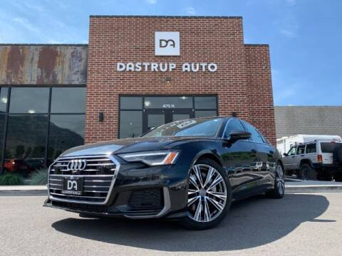 2019 Audi A6 for sale at Dastrup Auto in Lindon UT