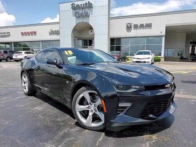 2018 Chevrolet Camaro for sale in Matteson, IL