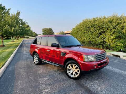 2007 Land Rover Range Rover Sport for sale at Q and A Motors in Saint Louis MO