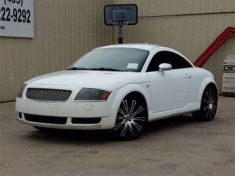 2002 Audi TT for sale at Bryans Car Corner in Chickasha OK