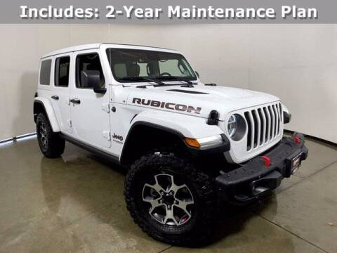 2021 Jeep Wrangler Unlimited for sale at Smart Budget Cars in Madison WI