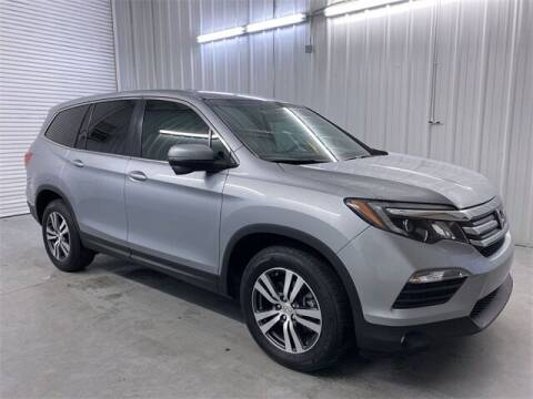 2018 Honda Pilot for sale at JOE BULLARD USED CARS in Mobile AL