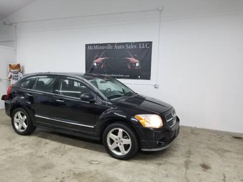 2007 Dodge Caliber for sale at McMinnville Auto Sales LLC in Mcminnville OR