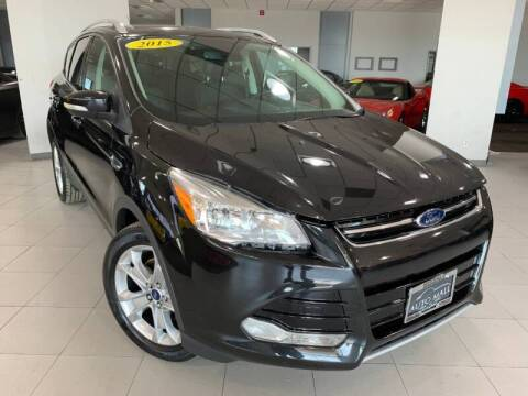 2015 Ford Escape for sale at Auto Mall of Springfield in Springfield IL