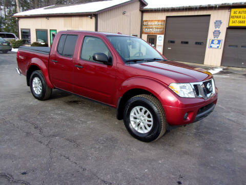 2017 Nissan Frontier for sale at Dave Thornton North East Motors in North East PA