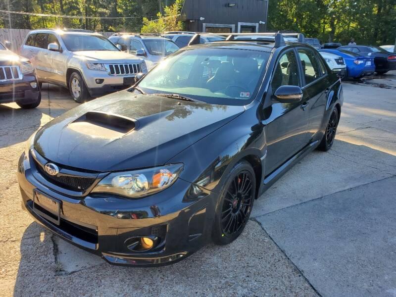 2011 Subaru Impreza for sale at Oceana Motors in Virginia Beach VA