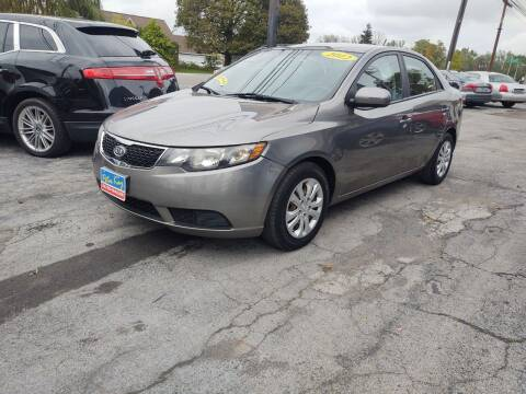 2012 Kia Forte for sale at Peter Kay Auto Sales in Alden NY