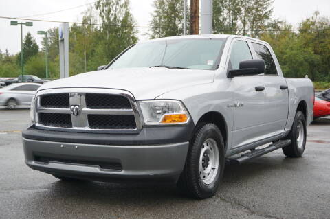 2010 Dodge Ram Pickup 1500 for sale at West Coast Auto Works in Edmonds WA