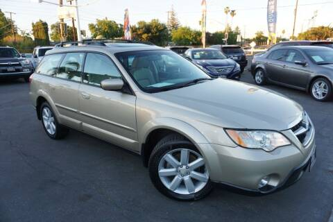 2008 Subaru Outback for sale at Industry Motors in Sacramento CA