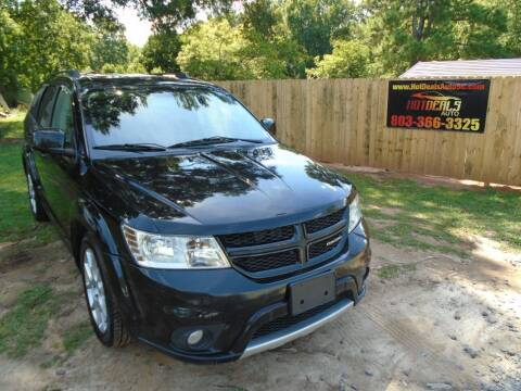 2012 Dodge Journey for sale at Hot Deals Auto LLC in Rock Hill SC