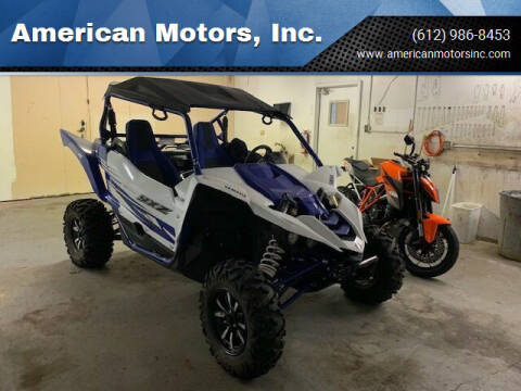 2016 Yamaha 1000r YXZ for sale at American Motors, Inc. in Farmington MN