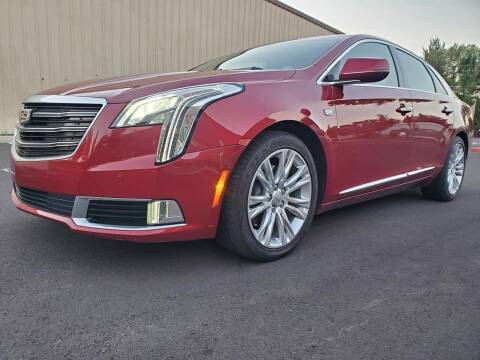 2019 Cadillac XTS for sale at VIking Auto Sales LLC in Salem OR